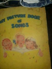 MY PICTURE BOOK OF SONGS Detroit, 48227