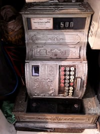 Cash register National from 1911  Anchorage, 99504