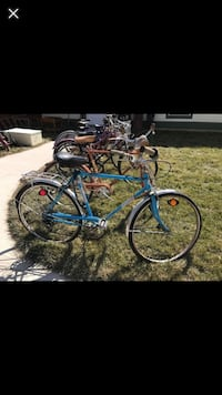 Vintage bicycles  They are all sold separately  They are in vintage condition. They are all $40 each except the Shelby which has been reduced to $75 Fort Wayne, 46845