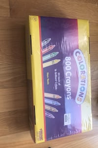 800 count crayons  New York, 11211