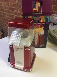 RHP310 | '50S-STYLE HOT AIR POPCORN MAKER Nueva York, 10024