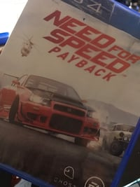 Need for speed payback ps4 Surrey, V3S 2P4