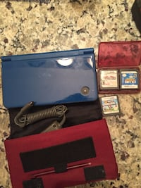2DS Nintendo GAMES NOT INCLUDED Coquitlam, V3E 3B8