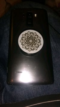 black and gray floral iPhone case 799 mi