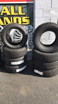 235/75R15 set of 4 tires