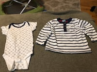 Baby bodysuit and long-sleeved shirt, size 6-9 months Edmonds, 98026