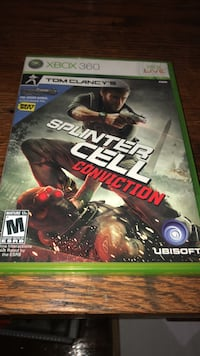 Tom Clancy's Splinter Cell Conviction Xbox 360 Game New York, 10453