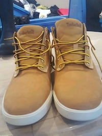 Timberland tan shoes brand new size 9 Whitby, L1N 5L4
