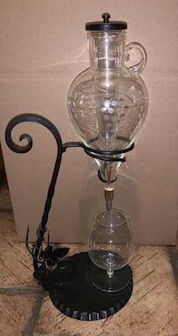 Glass wine aerator decoration  West Hollywood, 90048