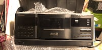 black and gray microwave oven Woodbridge, 22193