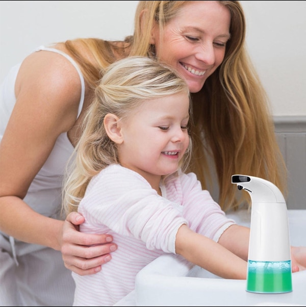 Intelligent Soap Dispenser / Automatic Touchless -  9b47f058-bcf9-4d03-b00c-9f687bbe628d