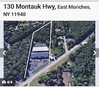 COMMERCIAL For rent 3BR 1BA East Moriches