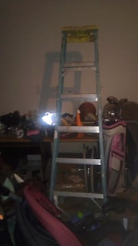 Ladder and extension ladder  Fort Worth