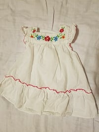 Baby girls sun dress