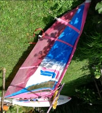 Fanatic Mad Rabbit windsurfer sailboard planche a voile