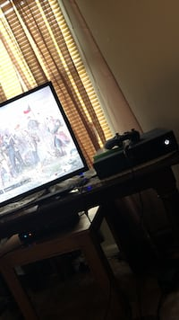 Xbox one with whole bunch of games with headsets and controller charger  Jackson, 70748