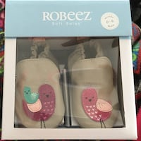 Robeez soft soles shoes  Clemmons, 27012