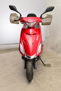 Adult motorcycle 150cc power motor passenger scooter for sale  Miami, 33130