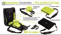 """DJ/ Musician Fusion travel bag """"All in One""""    Oviedo, 32765"""