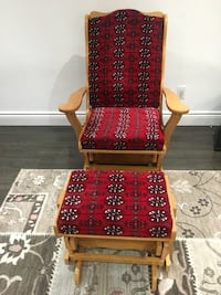 Rocking chair Markham