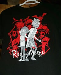 Rick and morty tshirts  Gibbons, T0A