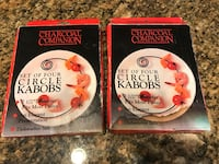 Charcoal Companion Circle Kabob Skewers 2 Sets of 4 (qty 8 total) Chantilly, 20152