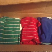 Boys clothing size 3 months to 2T