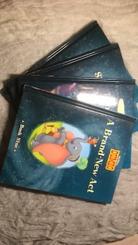 Four different children story books Toronto, M2N 4H5