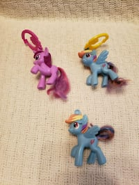 My Little pony figures, in great condition.   Manassas, 20109
