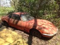 REDUCED - '73 Opel GT