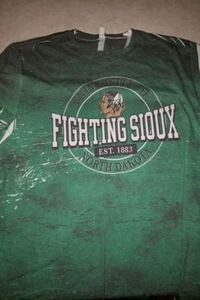 Fighting Sioux Size Large