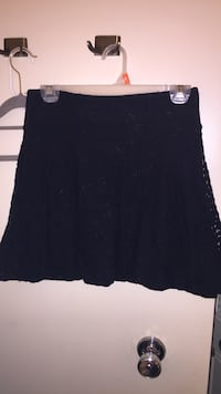 Black lace skirt from Express - size 2 Edmonton, T5Y 1M3