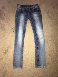 black-washed denim jeans Dallas, 30157