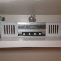Decorative Vintage radio Bluetooth speaker  Toronto, M4L 3A6