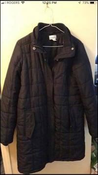Black Motherhood Maternity Winter jacket Calgary, T2Z 4E4