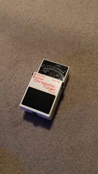 BOSS Chromatic Tuner TU-3 New Westminster, V3L 3L4