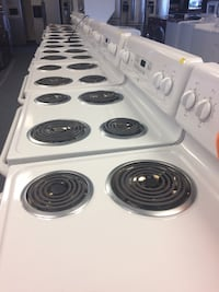 Electric stoves with warranty  Groesbeck, 45239