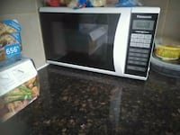 white and black microwave oven Edmonton, T6A 1H5