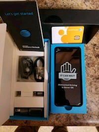 Samsung Galaxy note 8 + with box Cleveland, 44102