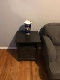 File cabinet/ side table  New York, 10019