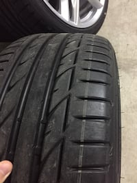245/35/19 - Bridgestone Potenza NEW summer tires - TIRES ONLY Whitchurch-Stouffville, L4A 0Y5