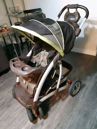 Graco Mode Stroller GUC Just Washed Calgary