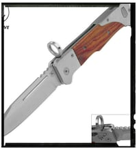 Stainless steel hunting knife Lee's Summit, 64086
