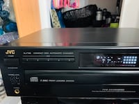 JVC Disc Player