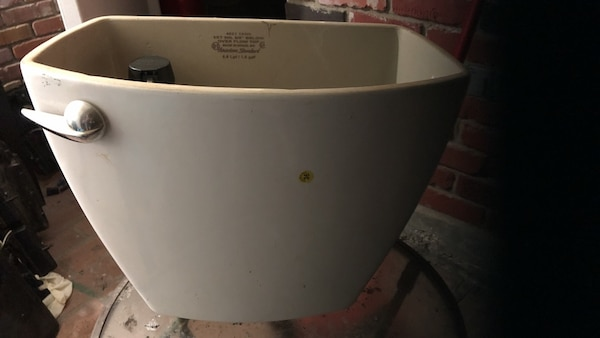Used American Standard Toilet Tank And Lid For Sale In
