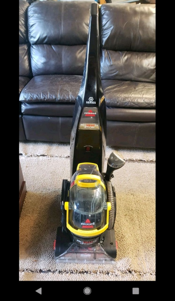 Bissell Pro Heat 2x Lift Off Carpet Cleaner