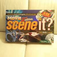 Brand new! Scene It? Movie 2nd Edition