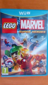 Lego Marvel Super Heroes gioco per PS4