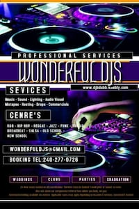 DJ Services (DC/MD/VA)  Washington, 20003
