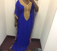 LOOKING FOR ROYAL BLUE KAFTAN!